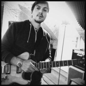 (English) Schweizer Musikproduzent Sebastian Portillo